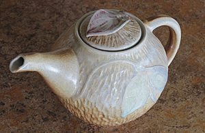 Teapot by Heather Bartmann