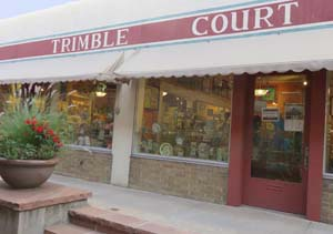 Trimble Court Artisans, just north of Old Town Square in Fort Collins