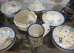 Wallyware -- the pottery of Tom Edwards of Evergreen, Colorado