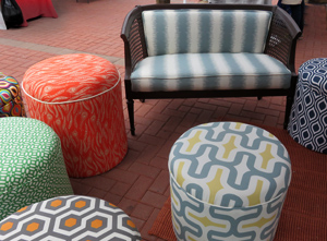 Furniture from Jamie Lauren Upholstery Upcycle
