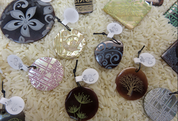 Pendants from Lillypilly Designs