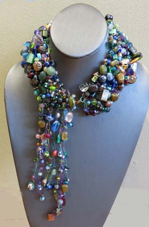Necklace by Carrie Lambert of Loveland, Colorado