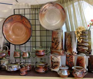 Pottery by Don Cox of Boulder